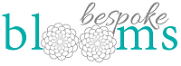 Bespoke Blooms Logo Turquoise for Link