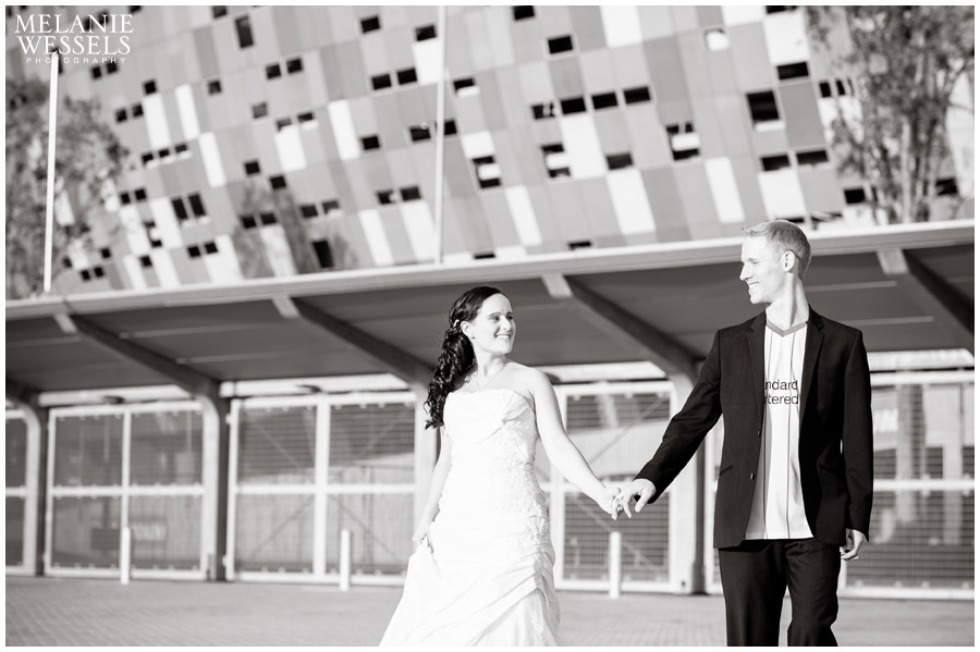 Diane & David | Soccer City
