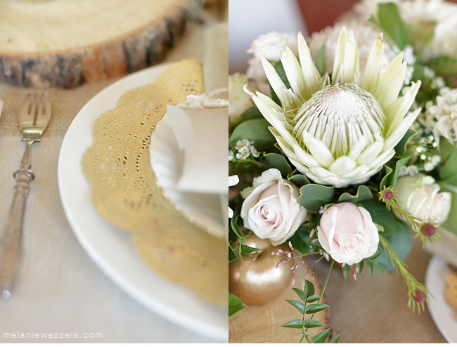 Darling & Good wedding styling consultation